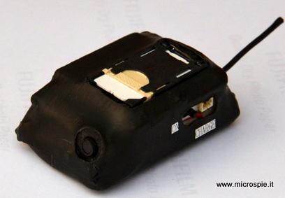 Microspie gsm per auto