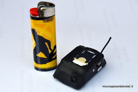 Microspia professionale trasmissione GSM