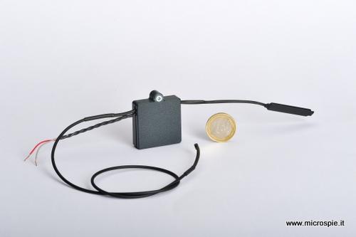Alimentazione da 12 v per microspia gsm automobili