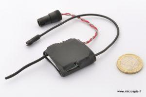 Microspia per auto GSM nuovo modello