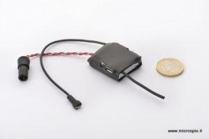 Microspia gsm per auto